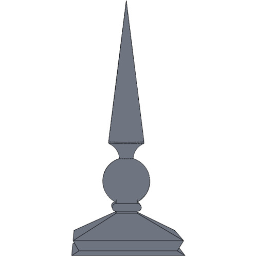 Arcadia lead coated copper