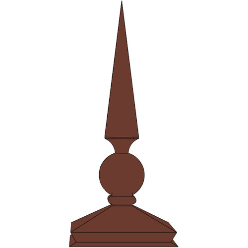 Arcadia red copper
