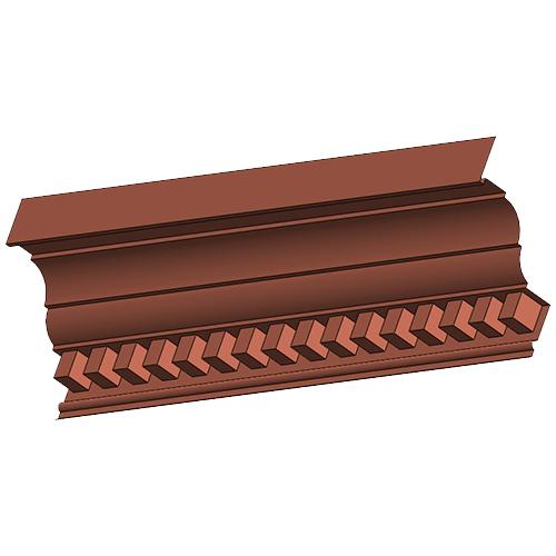 cornice-copper